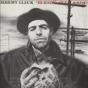 Click here for more info about 'Jeremy Gluck - Burning Skulls Rise'