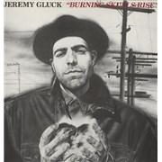 "Jeremy Gluck Burning Skulls Rise UK 12"" vinyl"