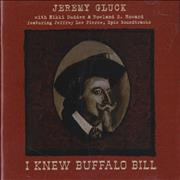 Jeremy Gluck I Knew Buffalo Bill UK CD album