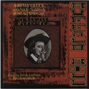 Jeremy Gluck I Knew Buffalo Bill UK vinyl LP