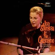 Click here for more info about 'Jeri Southern At The Crescendo'