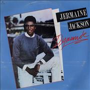 Click here for more info about 'Jermaine Jackson - Dynamite - Promo Stamped - Sealed'
