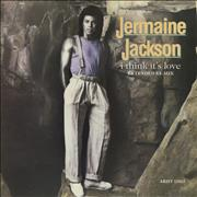 Click here for more info about 'Jermaine Jackson - I Think It's Love - Extended Remix'