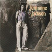Click here for more info about 'Jermaine Jackson - I Think It's Love'
