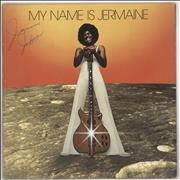 Click here for more info about 'My Name Is Jermaine - Autographed'