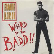 Click here for more info about 'Jermaine Jackson - Word To The Badd'