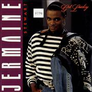 Click here for more info about 'Jermaine Stewart - Get Lucky - Numbered'