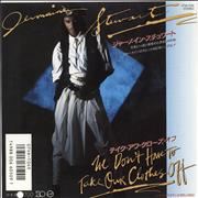 Click here for more info about 'Jermaine Stewart - We Don't Have To Take Our Clothes Off + Insert'