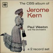 Click here for more info about 'Jerome Kern - The CBS Album Of Jerome Kern'