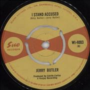 Click here for more info about 'Jerry Butler - I Stand Accused'