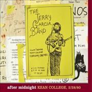 Click here for more info about 'Jerry Garcia - After Midnight: Kean College 28/02/80'