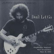 Click here for more info about 'Jerry Garcia - Don't Let Go'