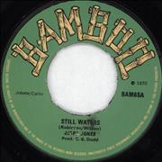 Click here for more info about 'Jerry Jones - Still Waters / Wigwam'