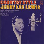 Click here for more info about 'Jerry Lee Lewis - Country Style EP'