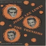 Click here for more info about 'Jerry Lee Lewis & The Treniers'