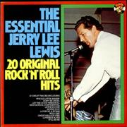 Click here for more info about 'Jerry Lee Lewis - The Essential Jerry Lee Lewis - 20 Original Rock N Roll Hits'