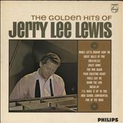 Click here for more info about 'Jerry Lee Lewis - The Golden Hits Of Jerry Lee Lewis - 1st'
