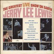 Click here for more info about 'Jerry Lee Lewis - The Greatest Live Show On Earth / By Request'