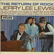 Click here for more info about 'Jerry Lee Lewis - The Return Of Rock'