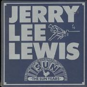 Click here for more info about 'Jerry Lee Lewis - The Sun Years - VG/EX'