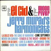 Click here for more info about 'Jerry Murad's Harmonicats - Love Theme From El Cid'
