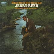 Click here for more info about 'Jerry Reed - When You're Hot, You're Hot'