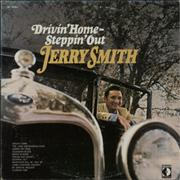 Click here for more info about 'Jerry Smith - Drivin' Home - Steppin' Out'