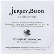 Click here for more info about 'Jersey Budd - Shotgun Times'