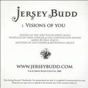 Click here for more info about 'Jersey Budd - Visions Of You'