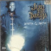 Click here for more info about 'Jeru The Damaja - Wrath Of The Math'