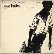 Click here for more info about 'Jesse Fuller - Move On Down The Line'