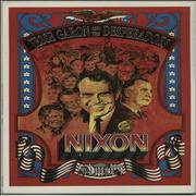 Click here for more info about 'Jesse Garon & The Desperadoes - Nixon'
