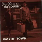 Click here for more info about 'Jesse Hector & The Sound - Leavin' Town'