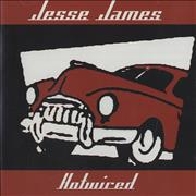 Click here for more info about 'Jesse James - Hotwired EP'