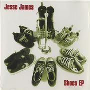 Click here for more info about 'Jesse James - Shoes EP'