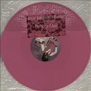 Click here for more info about 'Jesse Johnson - Be Your Man - Pink Vinyl'