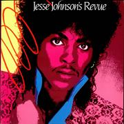 Jesse Johnson Jesse Johnson's Revue UK vinyl LP