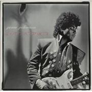 "Jesse Johnson Love Struck - Black & White P/s UK 12"" vinyl"