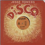 Click here for more info about 'Jesse Towers - Give Me Your Body While We're Dancin' - Autographed'