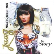 Click here for more info about 'Jessie J - Nice To Meet You - My Story'