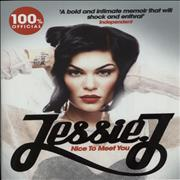 Click here for more info about 'Jessie J - Nice To Meet You'