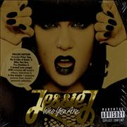 Click here for more info about 'Jessie J - Who You Are - Deluxe Edition/Sealed'