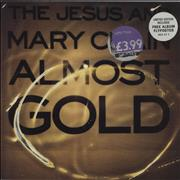 Click here for more info about 'The Jesus & Mary Chain - Almost Gold'