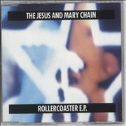 Click here for more info about 'The Jesus & Mary Chain - Rollercoaster'