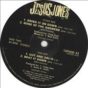 Click here for more info about 'Jesus Jones - Bring It On Down'