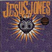 Jesus Jones Doubt UK vinyl LP