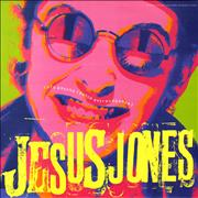"Jesus Jones Info Psycho UK 12"" vinyl"