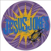 "Jesus Jones International Bright Young Thing UK 12"" picture disc"