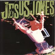 Jesus Jones Liquidizer UK vinyl LP