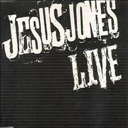 Click here for more info about 'Jesus Jones - Live'